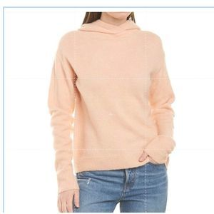 NWT Magaschino Hooded Wool Blend Sweater